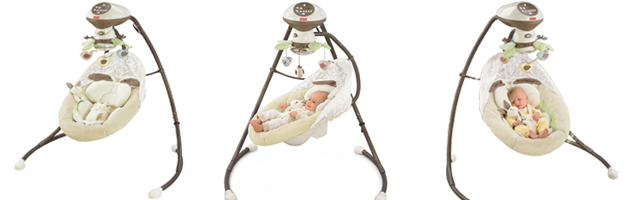 baby swing look