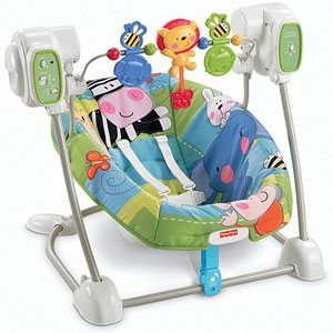 Fisher-Price Space Saver Swing